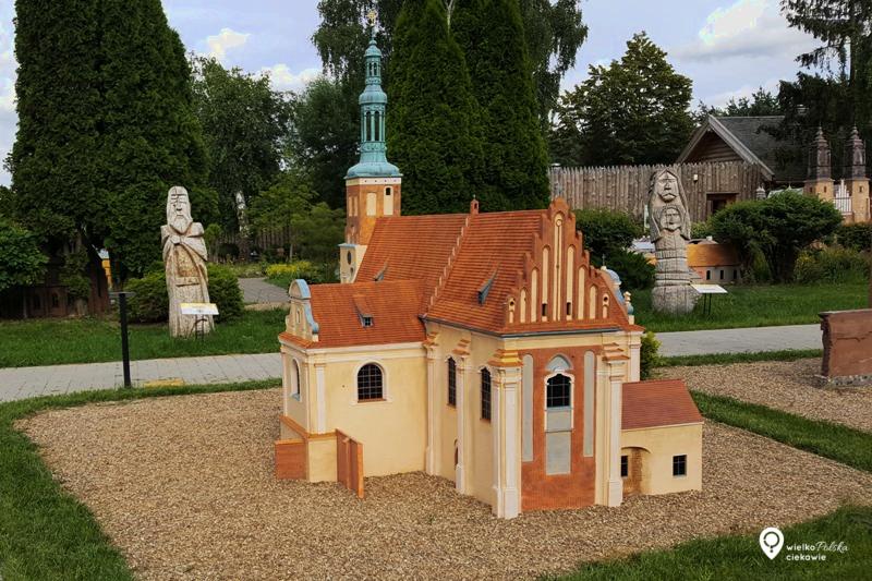 Skansen Miniatur Pobiedziska, Puszcza Zielonka, Park Krajobrazowy, Wielkopolska atrakcje, wycieczki po Wielkopolsce, ciekawe miejsca w wielkopolsce,