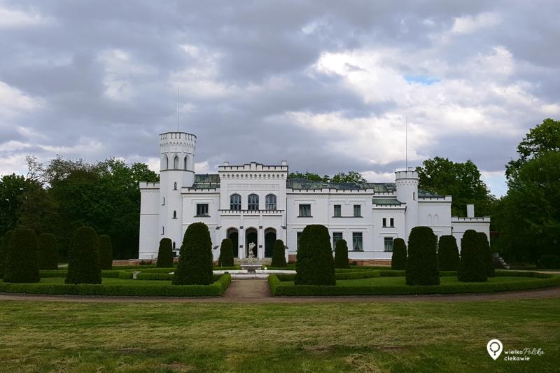 pałace i zamki w wielkopolsce, wielkopolska atrakcje