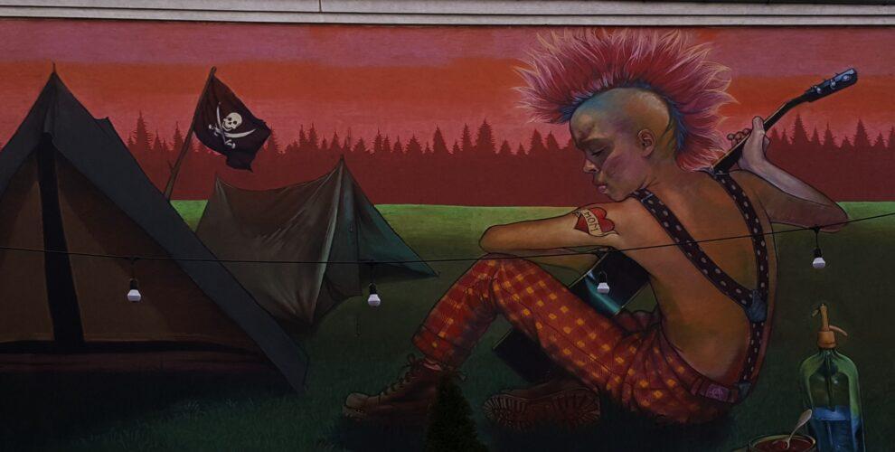 jarocin, mural, najładniejsze murale w polsce, streetart, ciekawe miejsca w wielkopolsce, wielkopolska atrakcje