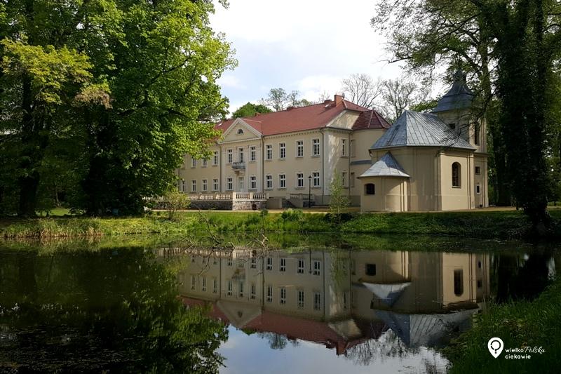 pałace i zamki wwielkopolsce, wielkopolska atrakcje
