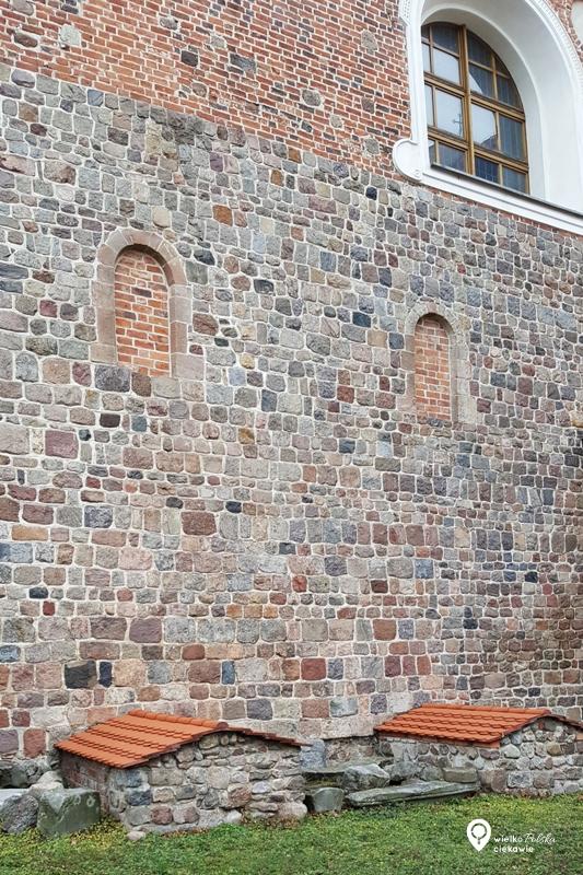 klasztor w lubiniu, szlak piastowski, styl romański, wielkopolska atrakcje, ciekawe miejsca w wielkopolsce, szlak romański