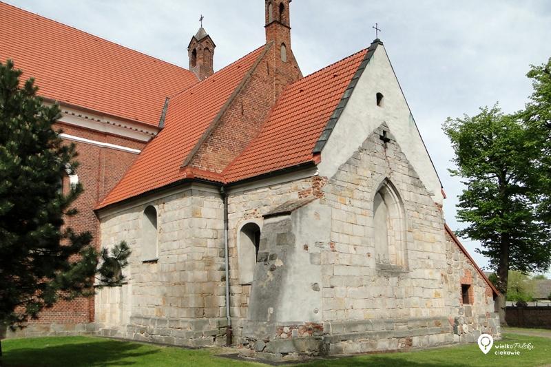 styl romański, wielkopolska atrakcje, ciekawe miejsca w wielkopolsce, szlak romański, szlak piastowski, stare miasto, kościół romański