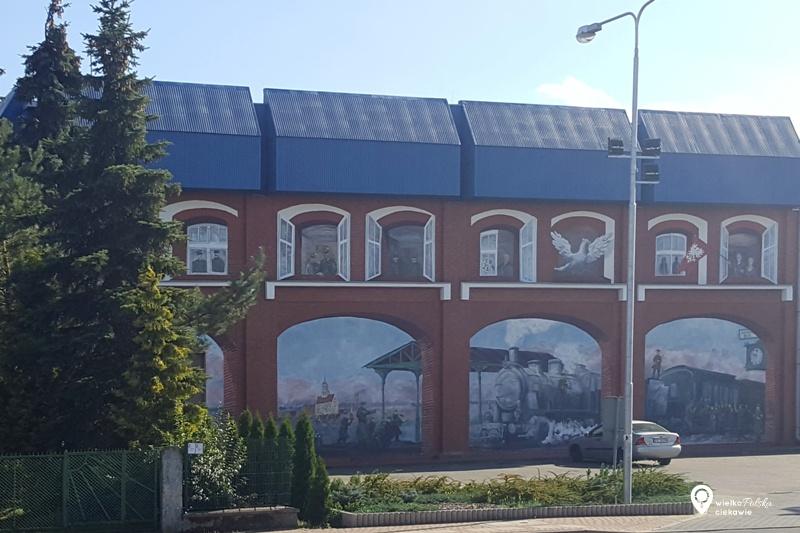 Buk, mural, powstanie wielkopolskie, streetart, najładniejsze murale w polsce, murale w wielkopolsce, ciekawe miejsca w wielkopolsce, wielkopolska atrakcje