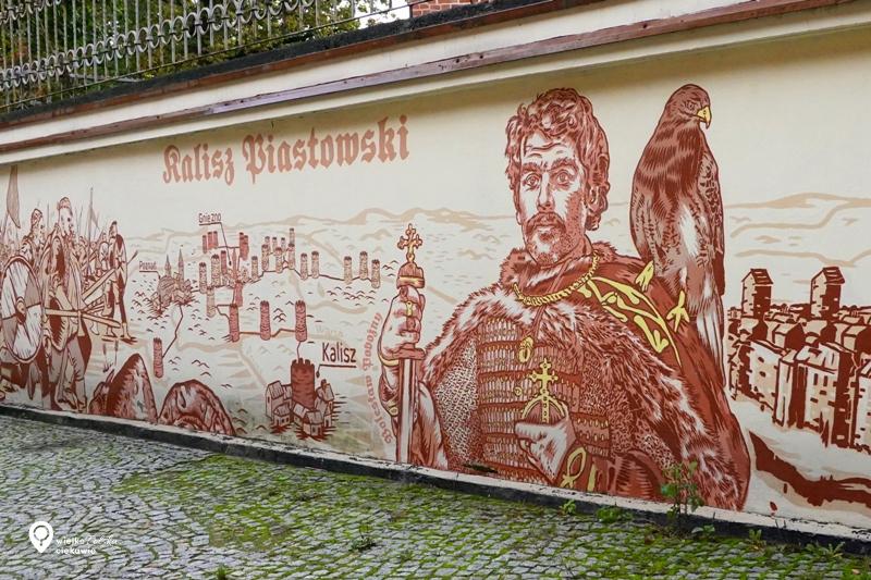 kalisz, mural w kaliszu, streetart, najładniejsze murale w polsce, murale w wielkopolsce, ciekawe miejsca w wielkopolsce, wielkopolska atrakcje, szlak piastowski, kalisz atrakcje