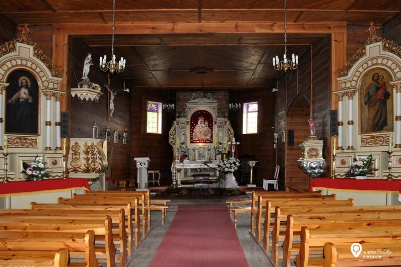 Kiszkowo, kościół drewniany, puszcza zielonka, ciekawe miejsca w wielkopolsce, ciekawe miejsca blisko poznania, jednodniowa wycieczka z poznania