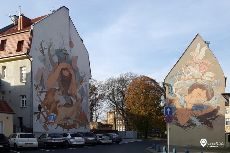 leszno, mural, streetart, murale w wielkopolsce, najładniejsze murale w polsce, ciekawe miejsca w wielkopolsce, wielkopolska atrakcje, leszno atrakcje