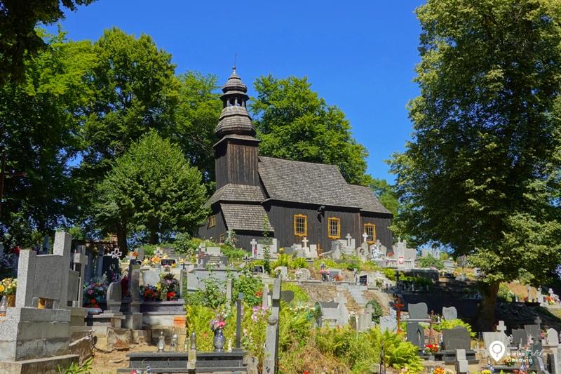 Sławno, kościół drewniany, puszcza zielonka, ciekawe miejsca w wielkopolsce, ciekawe miejsca blisko poznania, jednodniowa wycieczka z poznania