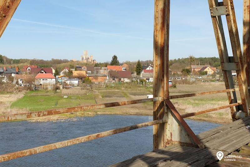 most w stobnicy, nieczynny most, ciekawe miejsca w wielkopolsce, wielkopolska atrakcje, jednodniowa wycieczka z poznania, zamek w puszczy noteckiej, puszcza notecka