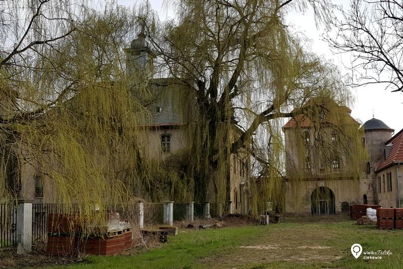 Pałac Gaj Mały, pałace w wielkopolsce, ciekawe miejsca w wielkopolsce, jednodniowa wycieczka z poznania, obrzycko atrakcje, raczyński