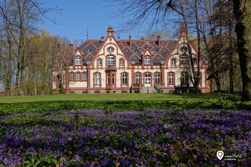 Chraplewo, Emilia Sczaniecka, pałace w Wielkopolsce, ciekawe miejsca w Wielkopolsce, wielkopolska atrakcje, jednodniowe wycieczki z poznania,