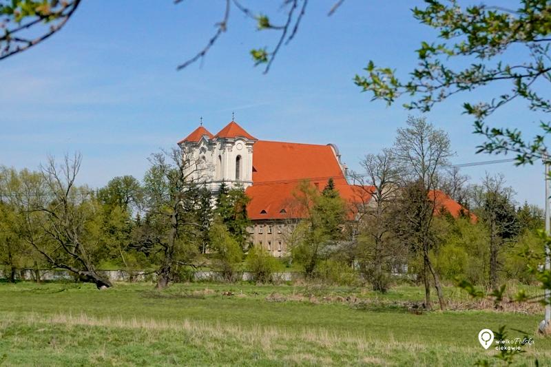 Wągrowiec klasztor, cystersi, wielkopolska, szlak cysterski, szlak piastowski